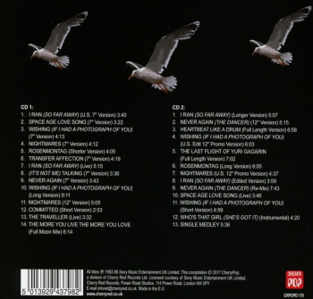 A Flock Of Seagulls - Remixes And Rarities B 350