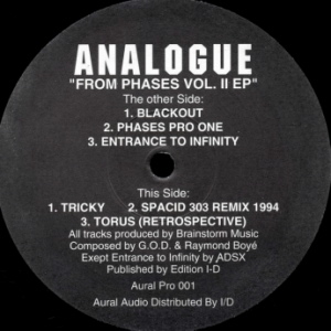 Analogue - From Phases Vol 2