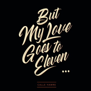 Calle Hamre - But My Love