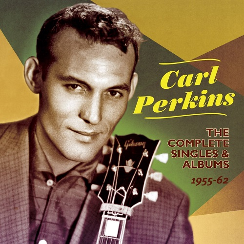 Carl Perkins - The Complete Singles