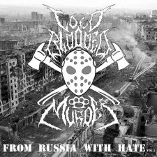 Cold Blood Murderer - From Russia With Hate Vol 3