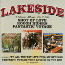 Lakeside - 3 Albums on 2 CDs