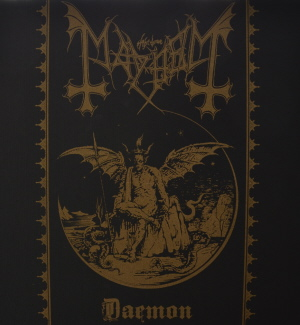 Mayhem - Daemon Limited Deluxe Edition