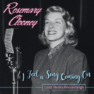 Rosemary Clooney - I Feel A Song Coming On
