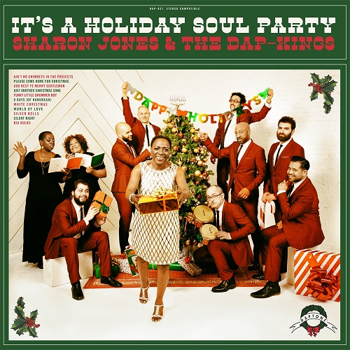 Sharon Jones - Holiday Soul