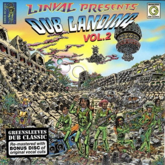 Various Artists - Linval Presents Dub Landing 2 335
