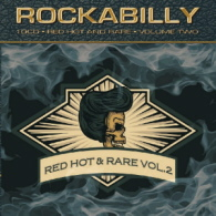 Various Artists - Rockabilly Red Hot And Rare Vol 2