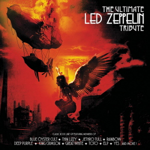 Various Artists - The Ultimate Led Zeppelin Tribute Version 2019