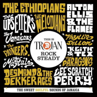 Various Artists - This Is Trojan Rock Steady