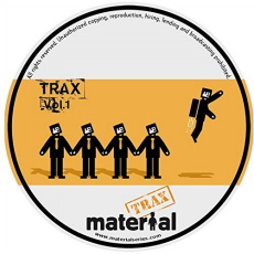 Various Artists - Trax Vol 1 EP