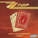 ZZ Top - Live In Germay 1980